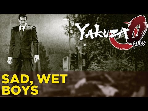 Yakuza 0 to 60, Episode 4 - Allegra and Phil Become Sad, Wet Boys