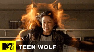 teen wolf   kira s close call official sneak peek episode 7   mtv