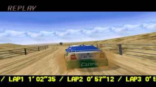 N64 Rally Challenge 2000 This game was pants