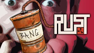 STUPID BEAN CAN GRENADE! ★ Rust (9): Survival Games
