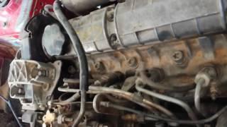 Probleme de claquement du moteur   Renault   Express   Diesel -  من اين هذا الصوت