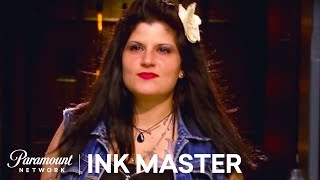 The Return Of The 'Most Memorable Canvas' - Ink Master: Redemption, Season 1