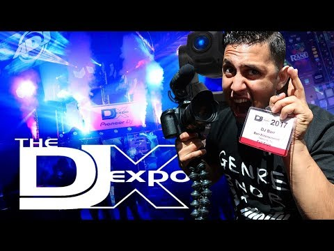 2017 DJ Expo: New RANE 72 Mixer & Rane 12 Turntables | New Mobile DJ Lights and Speakers