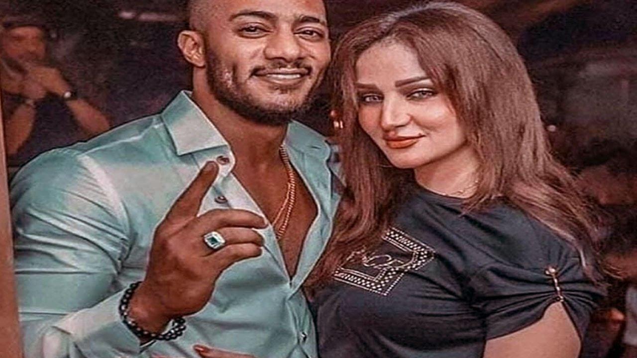 زوجة محمد رمضان شاهد جمال زوجة الفنان الكبير الاسطورة ...