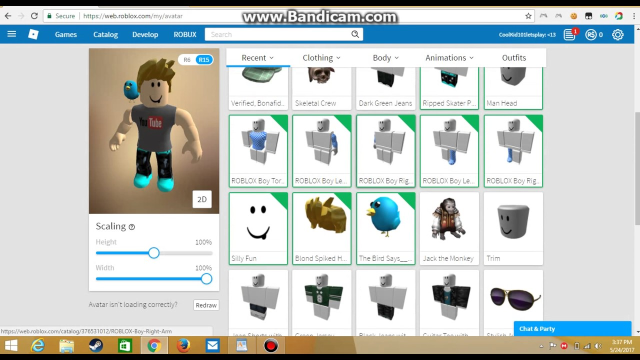 How to make your own t shirt in roblox 2017 youtube for How to make a t shirt on roblox