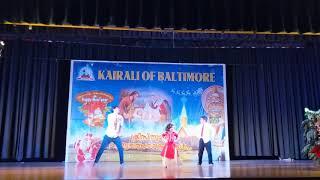 kairali of baltimore new year 2018 abrahams vallamattams
