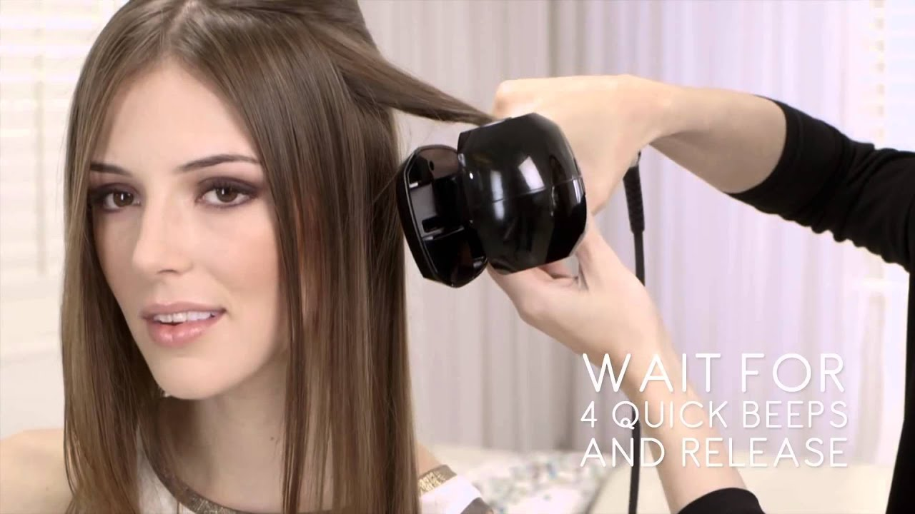 BaByliss Pro Perfect Curl | Automatisk Krøllejern - YouTube