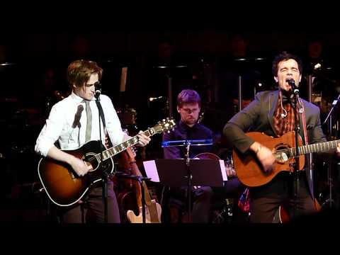 "Ramin Karimloo & Tom Fletcher ""It's all about you"" Live at Royal Festival Hall 01.05.12 HD"