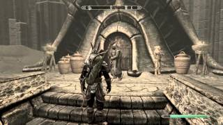 Let's play The Elder Scrolls V Skyrim Dragonborn Часть 46 Возвращение прекрасного!