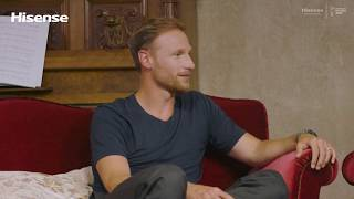 Room of Legends w/ Benedikt Höwedes , Seko & Freekickerz I Benedikt Höwedes Interview