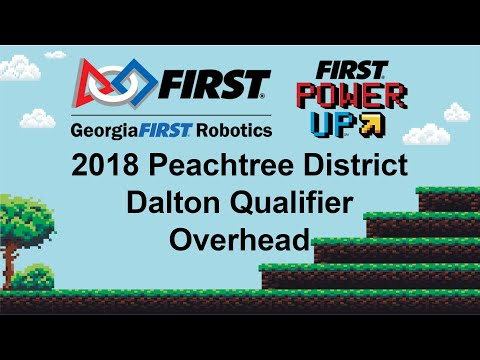 2018 GA Peachtree District - P&G Albany Event - Overhead Camera - Qualification Match 22