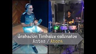 asi se graba el timbal en el vallenato evolucion del timbal en el vallenato