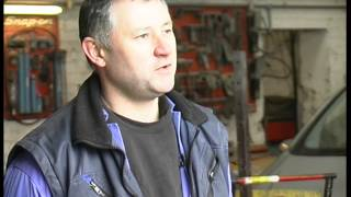 Old Smithy Garage Ltd., Newtown, Powys - DocuVert by 3Man Project