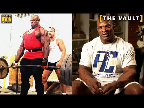 The Reason Ronnie Coleman Trains At 3 AM To This Very Day | GI Vault
