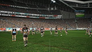 Rugby League Live 4 PC | Career Grandfinal | Sharks v Panthers