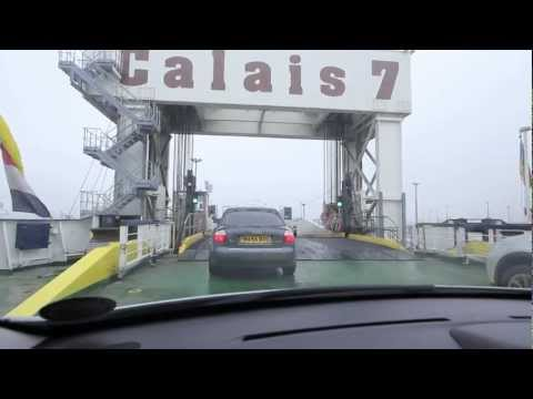 London To Paris By Ferry