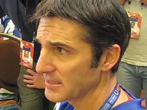 Matt Stover talks about Adam Vinatieri in Miami