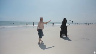 Florida Man Defeats Grim Reaper