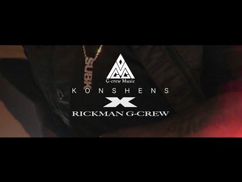 KONSHENS X RICKMAN G-CREW - NO OH  (OFFICIAL MUSIC VIDEO)   DANCEHALL AUGUST 2016