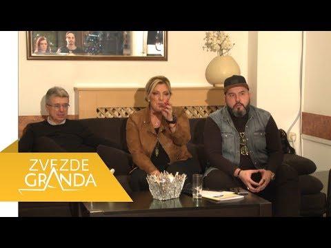 Sasa Popovic i Snezana Djurisic - Mentori - ZG Specijal 16 - 2018/2019 - (TV Prva 06.01.2019.)