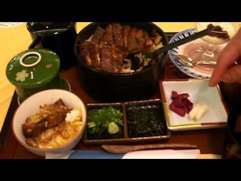 GenkiJapan.net: Hitsumabushi Unagi in Nagoya (Japanese food)