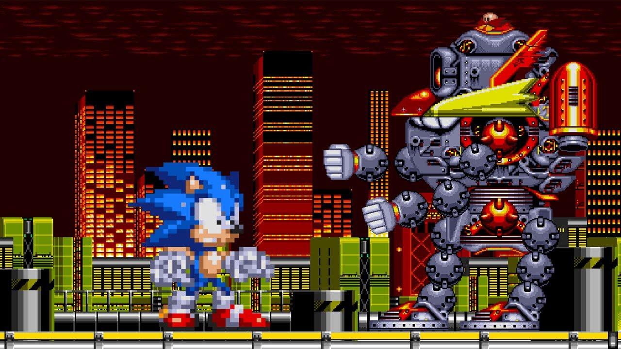 Sonic's Chemical Plant Blitz!!