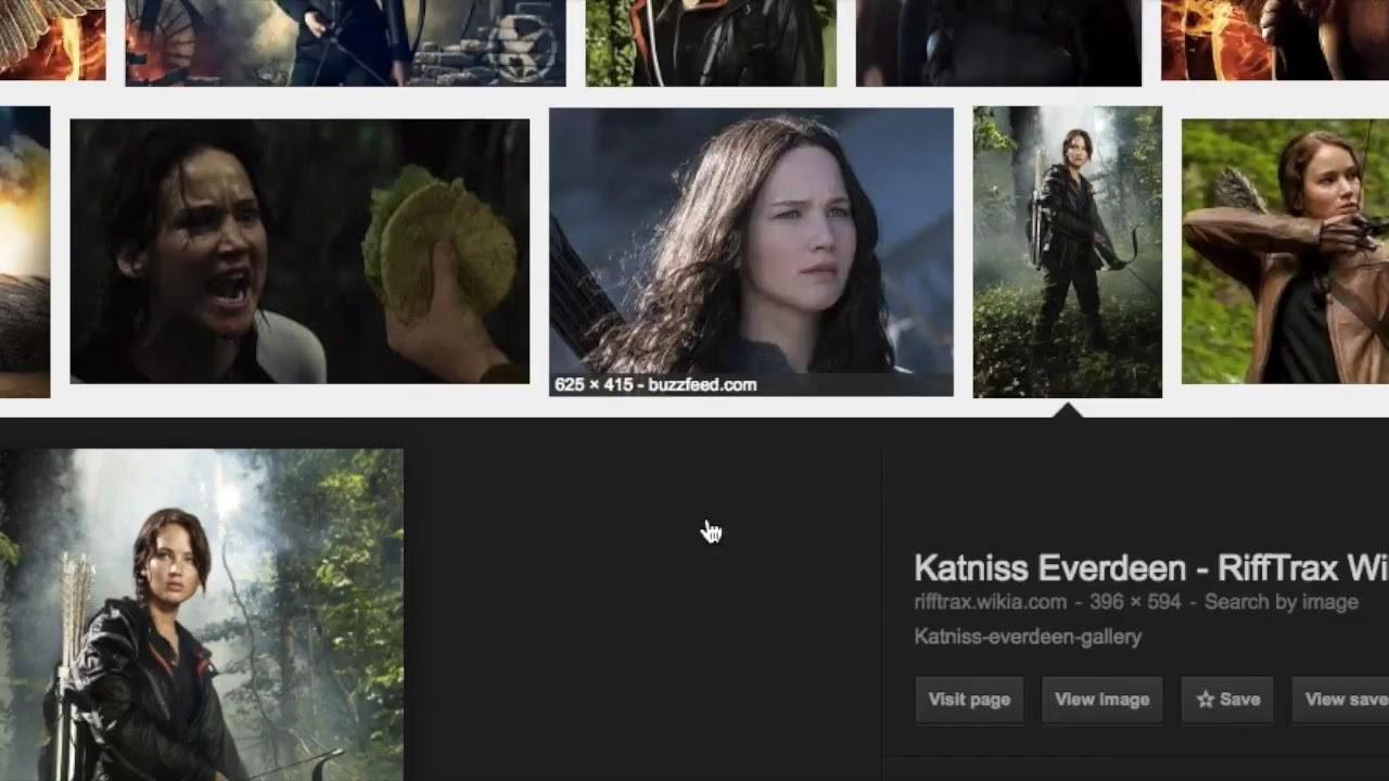 Katniss Everdeen Catching Fire Makeup Look - YouTube