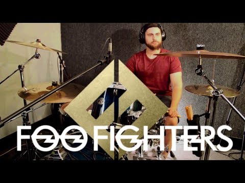 [NEW] FOO FIGHTERS - The Sky Is A Neighborhood - Drum Cover
