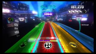 Rock Band Blitz: Gorillaz - Clint Eastwood 5G*, Jackpot, Blast, Super Guitar