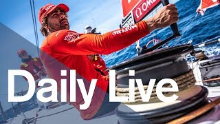 Daily Live – Wednesday 23 May | Volvo Ocean Race