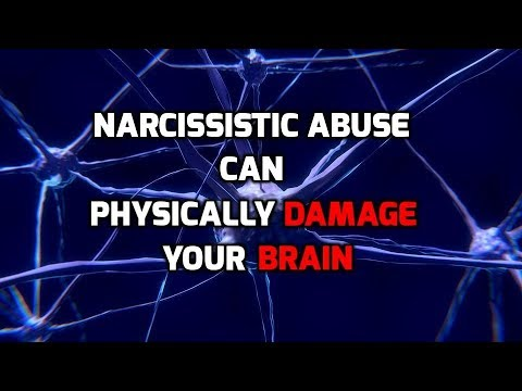 Narcissistic Abuse Can Physically Damage Your Brain