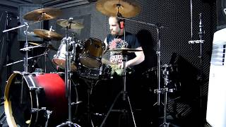 Arash - Tike Tike Kardi (drum cover)