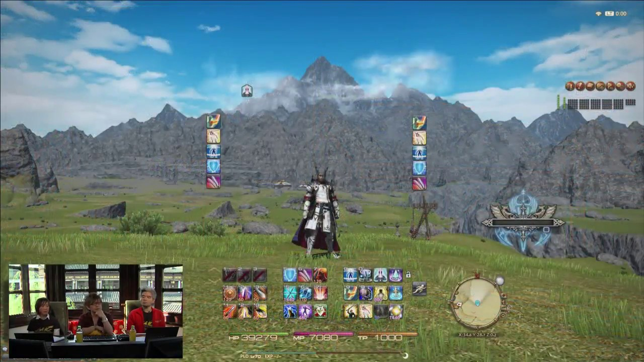 Final Fantasy XIV Expansion Stormblood Gets Spectacular Trailer, New