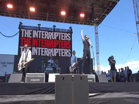 The Interrupters..........