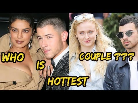 Priyanka Chopra Vs Sister In Law (Sophie Turner)2018 | Nick Jonas Fiance Vs Joe Jonas Girlfriend