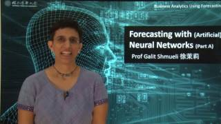 Forecasting with Neural Networks: Part A