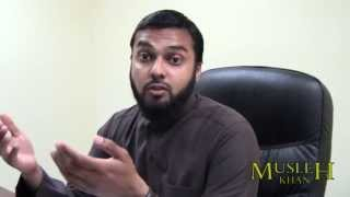 Ask Musleh - When do you know you