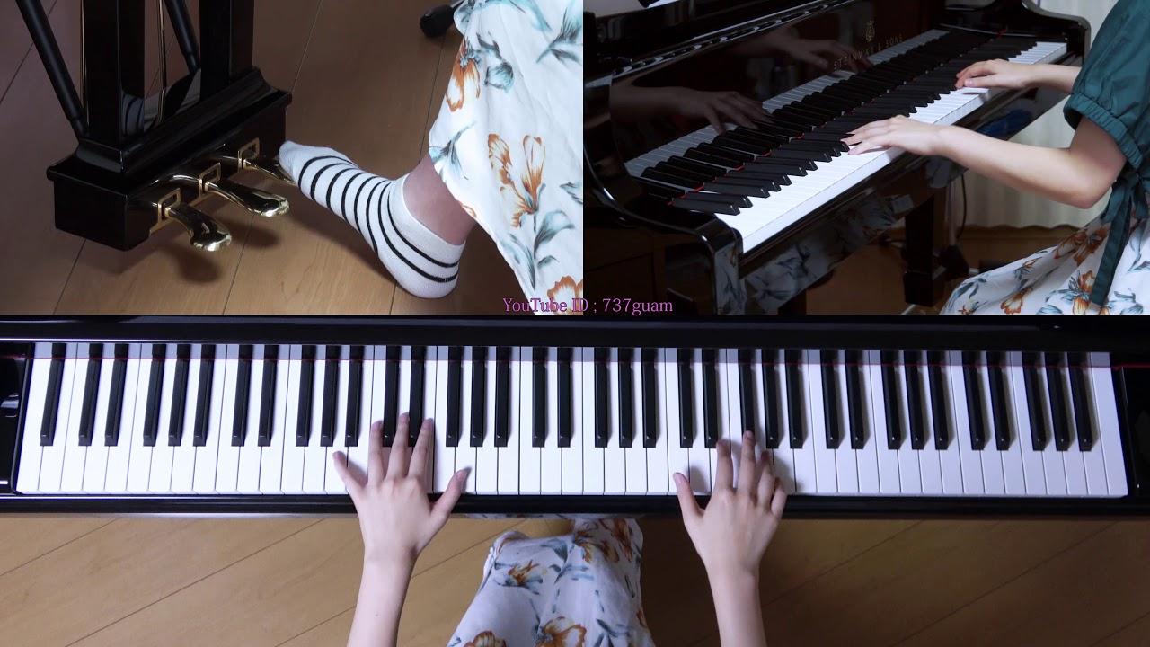 世界はあなたに笑いかけている ピアノ Little Glee Monster 2018年
