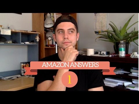 Amazon Answers Ep 1: First Order Quantity, Freight Forwarders, Paid Courses, and E-commerce Shopify