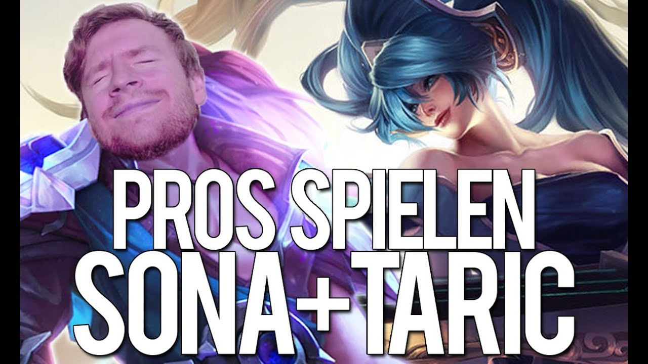 Pros Spielen Taric Und Sona Botlane Mit Maxim Durchgequatscht