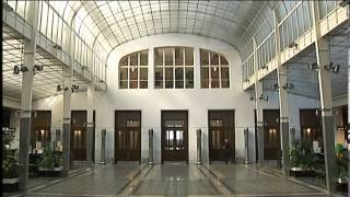 Otto Wagner - Postsparkasse Wien