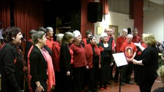 Red Leicester Choir - The World Turned Upside Down