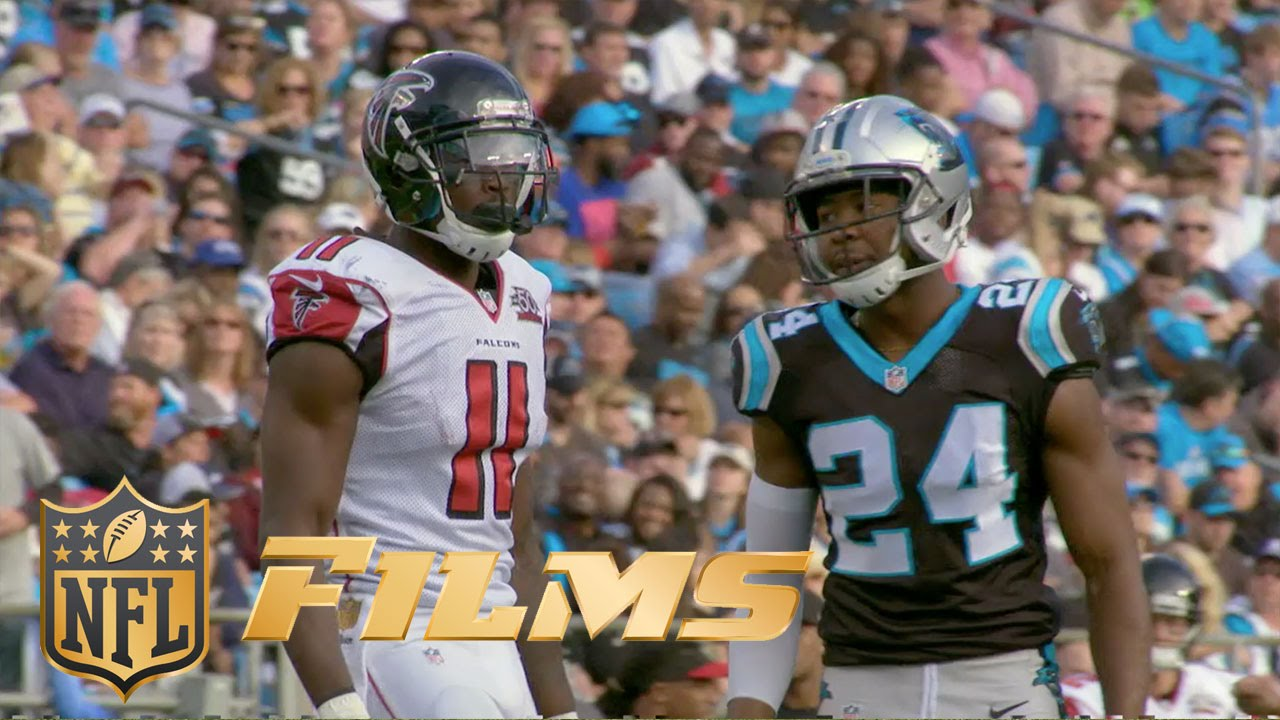 Josh Norman Mic D Up Vs Julio Jones Week 14 Inside The Nfl Falcons Vs Panthers Highlights Youtube