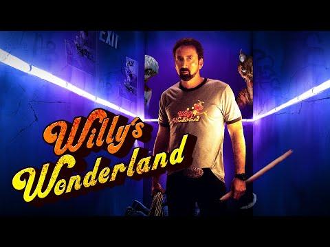 Willy's Wonderland - Trailer Deutsch HD - Nicolas Cage - Release 21.05.21