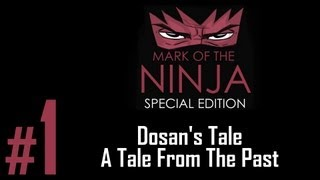 Mark of the Ninja - Special Edition DLC - Dosan