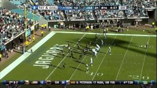 Every Jake Locker Touchdown as a Tennessee Titan (2011-2014)
