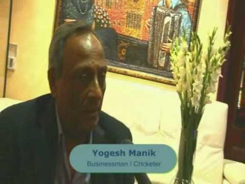 Museum opening  Yogesh Manek