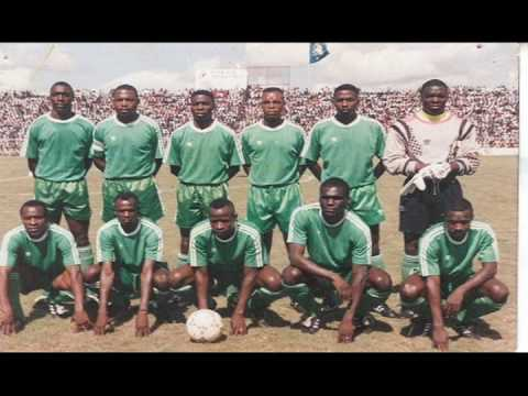 Zambia national soccer team tribute(our fallen heroes) 23th April 1993