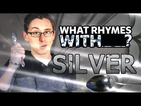 What Rhymes With: SILVER!? Rap Challenge!