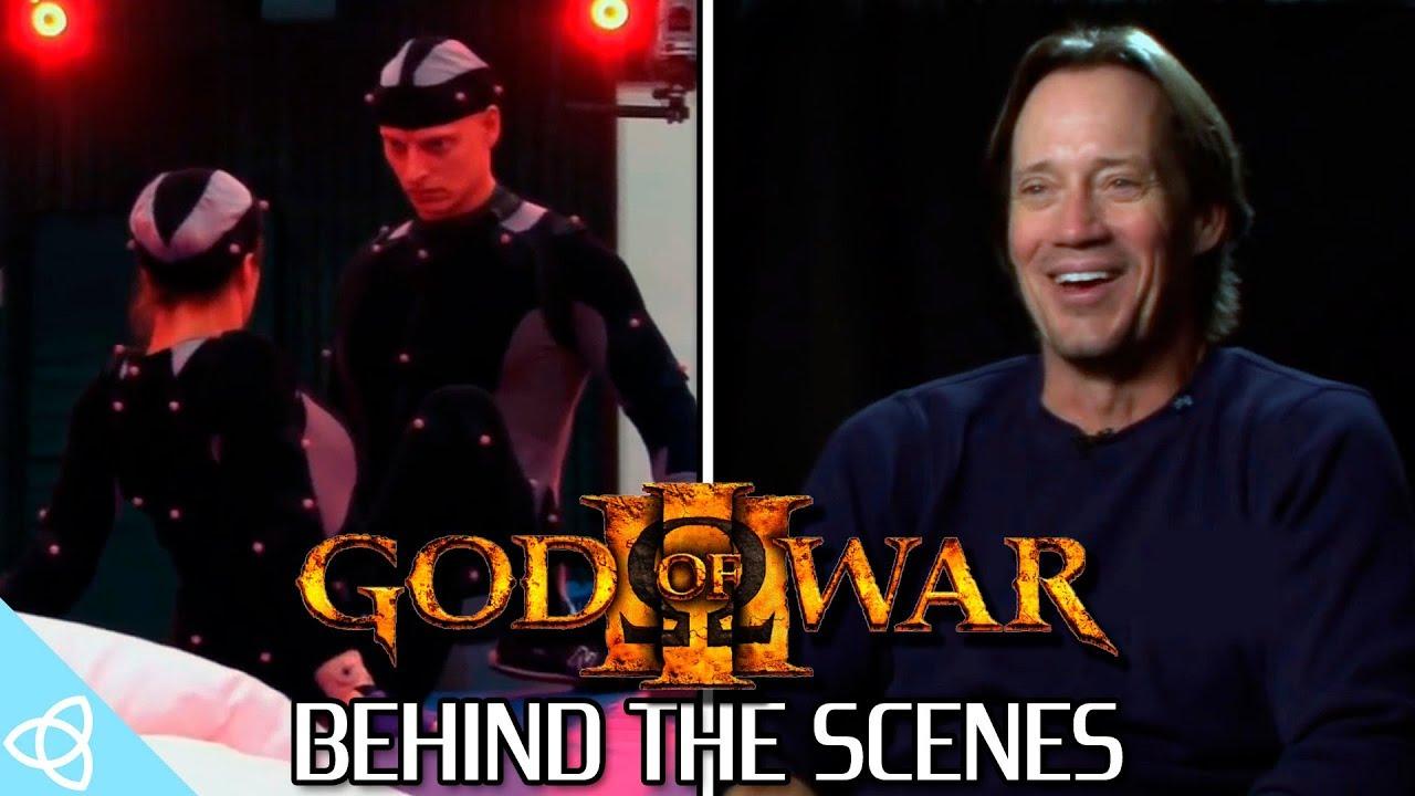 Behind the Scenes - God of War III [Making of]